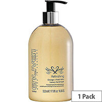 Enliven Luxury Handwash Liquid Soap Refreshing Orange & Fresh Mint 500ml (Pack 1) Ref 502329