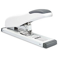 Rapesco Eco HD100 Stapler Half Strip Capacity 100 Sheets White