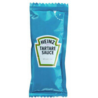 Heinz Tartare Sauce Sachets Single Portion Pack of 200