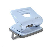Rapesco 825 2-Hole Punch 25 Sheets Blue