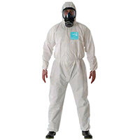 Microgard 2000 Overall White L Ref ANWH20111L