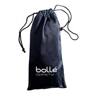 Bolle ETUIFS Carrying Pouch Pack of 10 Black for Bolle Safety Glasses Ref BOETUIFS