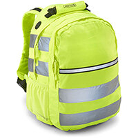 B-Seen High Visibly Rucksack Saturn Yellow Ref CHVRSY