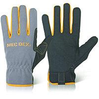 Mecdex Work Passion Mechanics Glove S Ref MECDY-711S