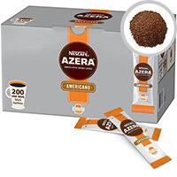 Nescafe Azera 2g Americano Instant Coffee Stick Packs 1 x Box of 200