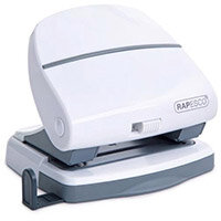 Rapesco P30 2-Hole Punch 30 Sheets White