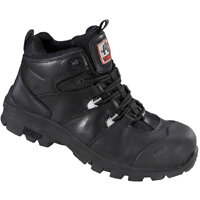Rock Fall Peakmoor Size 6 Safety Boots 100% Non Metallic Activ-Tex Waterproof Membrane Black