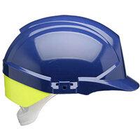 Centurion Reflex Safety Helmet Blue with Yellow Rear Flash Blue Ref CNS12BHVYA
