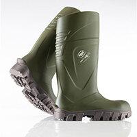 Bekina Steplite XCI Full Safety Wellington Boots Size 10.5 Green BNXC900-917310.5