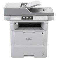 Brother DCP-L6600DW 3 in 1 Mono Laser Printer WiFi Duplex