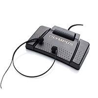 Olympus AS 9000 Transcription Kit 4 Button USB Foot pedal Black Ref  V7410600E000