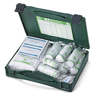Click Medical 1 to 10 Person First Aid Kit Refill Ref CM0017