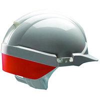Centurion Reflex Safety Helmet White with Orange Rear Flash White Ref CNS12WHVOA
