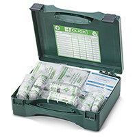 Click Medical 11 to 25 Person HSA Irish First Aid Kit Refill Ref CM0022
