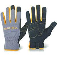 Mecdex Work Passion Plus Mechanics Glove S Ref MECDY-712S