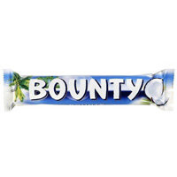 Bounty Milk Chocolate Double Pack of 24