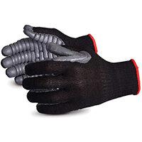 Superior Glove Vibrastop Vibration-Dampening Glove L Grey Ref SUS10VIBL