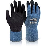 Wonder Grip WG-780 Dexcut Cold Resistant Glove Medium Black Ref WG780M