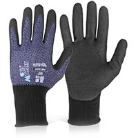 Wonder Grip WG-550 Air Lite Glove Small Grey Ref WG550S