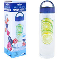 Milestone Infuser Water Bottle 750ml Ref 0303025