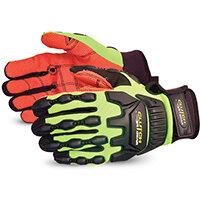Superior Glove Clutch Gear Impact Protection Armortex 2XL Yellow Ref SUMXVSBAXXL