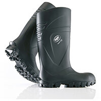 Bekina Steplite X Safety Wellington Boots Size 7 Black Ref BNX2900-808007