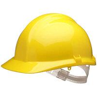 Centurion 1125 Safety Helmet Yellow Ref CNS03YA