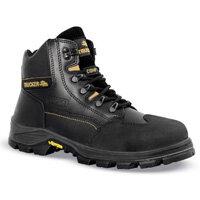 Aimont Revenger Safety Boots Protective Toecap Size 6 Black