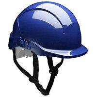 Centurion Concept Linesman Safety Helmet Blue Ref CNS08BL
