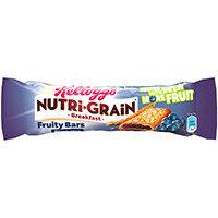 Nutri-Grain Breakfast Bar Blueberry 37g Ref 5008318683 Pack of 25