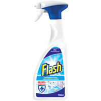 Flash Professional Anti-bacterial Multi-surface Cleaner Spray 750ml