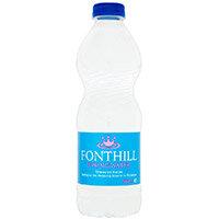 Fonthill Still Spring Water PET Plastic Bottle 500ml Ref FON5ML24 Pack of 24