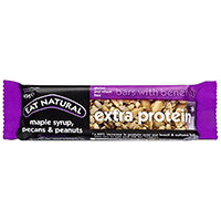 Eat Natural Extra Protein Bar Maple Syrup Pecans & Peanuts 45g Ref MPP Pack of 12