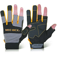 Mecdex Work Passion Tool Mechanics Glove M Ref MECDY-714M
