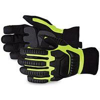 Superior Glove Clutch Gear Cut-Resistant Waterproof L Yellow Ref SUMXVSBKWTL