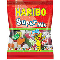 Haribo Supermix 160g Bag Ref 72773