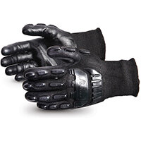 Superior Glove Emerald CX Impact/Cut-Resist Nylon S/Steel M Black Ref SUSKBFNTVBM