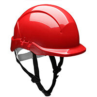 Centurion Concept Linesman Safety Helmet Red Ref CNS08RL