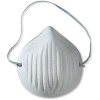 Moldex Nuisance Mask Entry Level White Ref M1100 Pack of 50