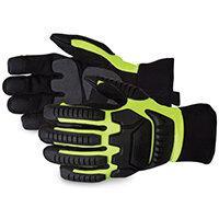 Superior Glove Clutch Gear Cut-Resistant Waterproof XL Yellow SUMXVSBKWTXL