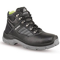 Aimont Rhino Safety Boots Protective Toecap Size 6 Black