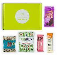 Healthy Nibbles 5 Piece Mini Box Ref Health5