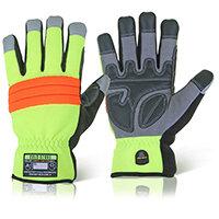 Mecdex Cold Store Mechanics Glove L Ref MECWN-741L