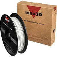 Inno3D ABS Filament for 3D Printer White
