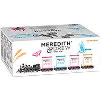 Meredith & Drew Minipack Biscuits 4 Varieties Twinpack Ref 0401183 Pack of 100
