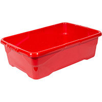 Strata Curve Box 30 Litre Red Ref XW201B-RED