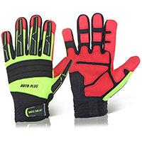 Mecdex Auto Plus Mechanics Glove L Ref MECAP-622L