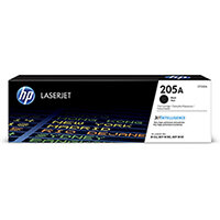 HP 205A Yield: 1,100 Pages Original LaserJet Toner Cartridge Black Ref CF530A