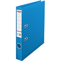 Rexel Choices LArch File PP 50mm A4 Blue Ref 2115507