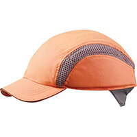 Centurion Airpro Baseball Bump Cap Hi-Vis Orange Ref CNS38HVO